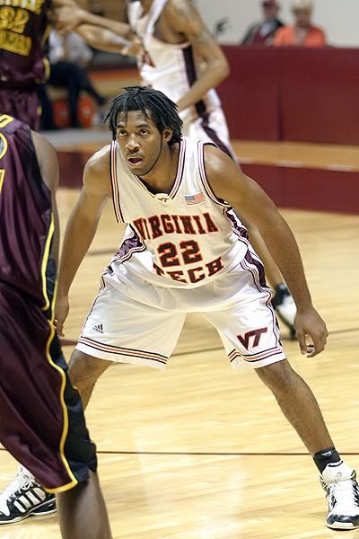 TechSideline.com: Hokie Men's Basketball 2005-06 Roster
